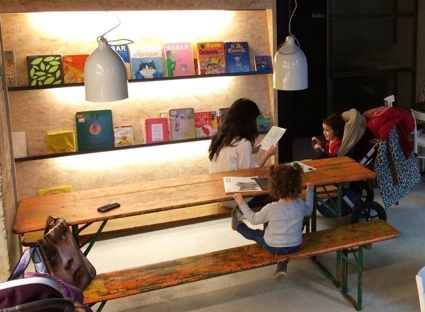 10 restaurantes para ir con niños en Madrid
