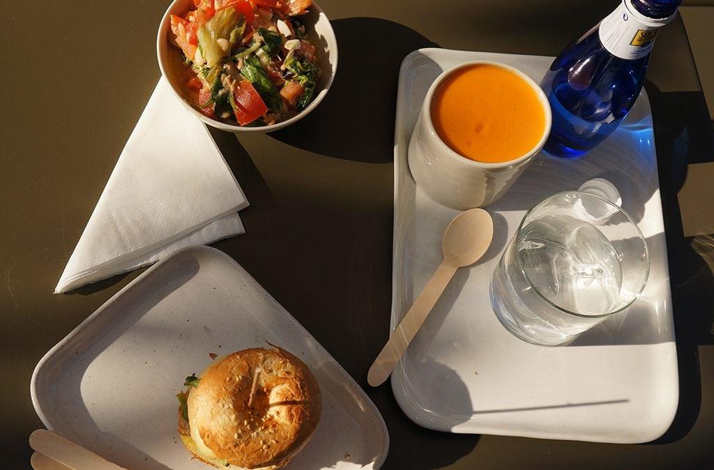 12 Menús del día para comerse Madrid