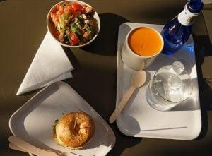 menú, menú del día, menú mediodía, comida sana, Magasand, Madrid,